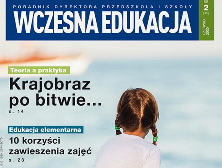 """Magazyn """"Wczesna Edukacja"""""""